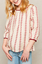 Load image into Gallery viewer, Cherry Cotton Printed Top