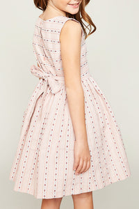 Pink Baby Doll Dress