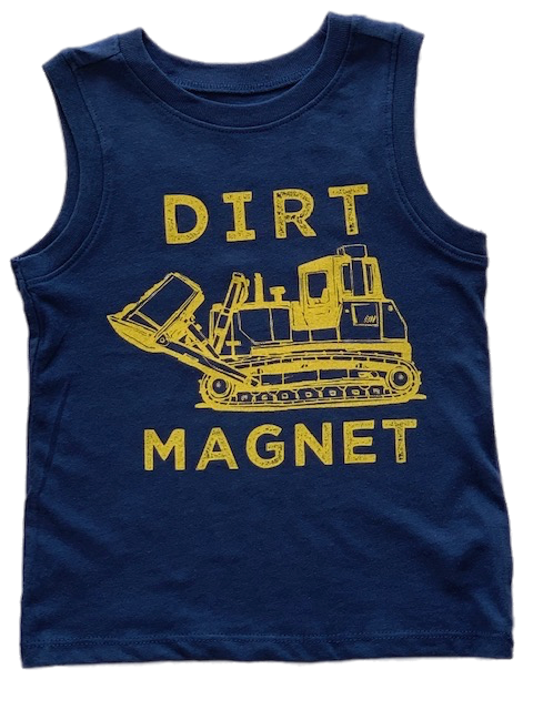 Dirt Magnet Tank Top