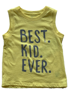 Best Kid Ever Tank Top
