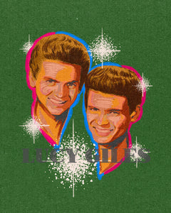 'Everly Brothers' Print
