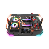 Blade-X Open Frame Luxury Gaming Case