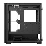 darkFlash DLX22 Black ATX Computer Case with Graphics card holder & Mesh Front Panel