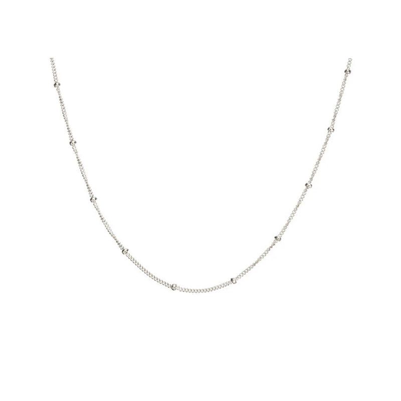 BAMBOO NECKLACE 40-45cm • STERLING 925