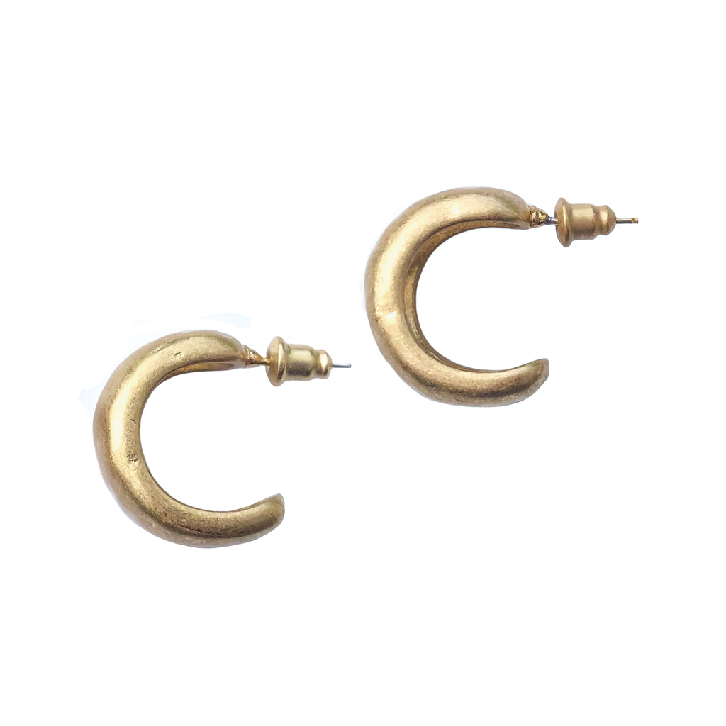 THE COCO HOOPS GOLD