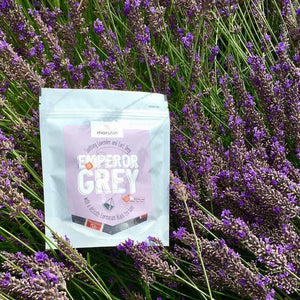 Emperor Grey – Lavender Earl Grey with a Formosan black tea