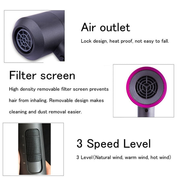 Mini Ionic Conditioning Hair Dryer