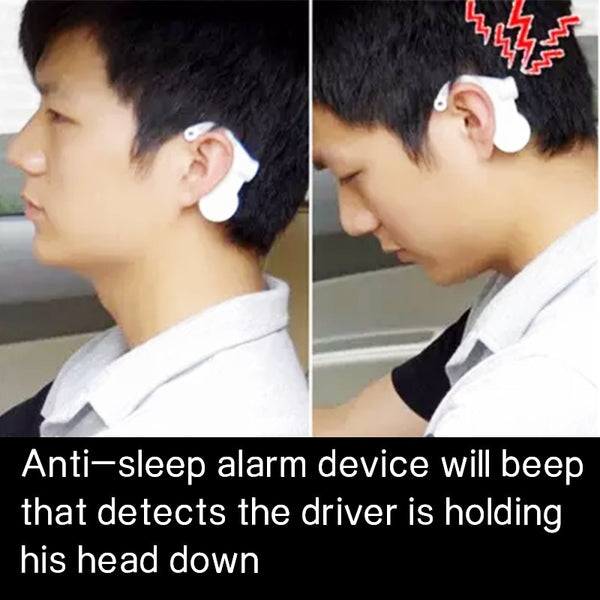 Anti Sleep Drive Assistant