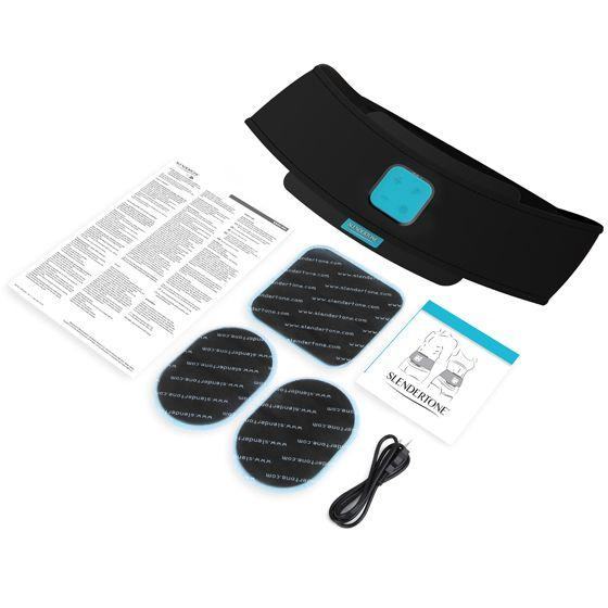 Slendertone Abs8 Toning Belt What's in the box