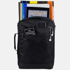 BODHI Business Class Backpack Briefcase With Trolley Sleeve