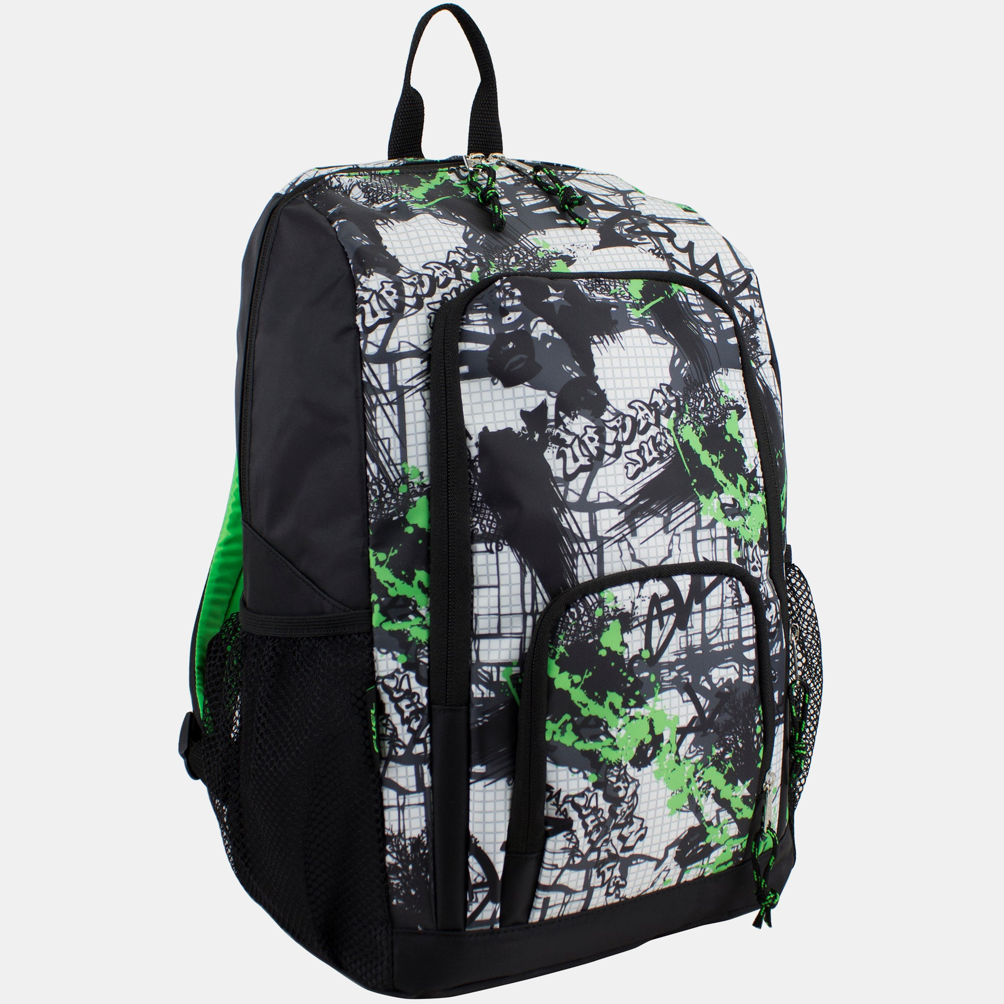 Fuel Double Pocket School Backpack