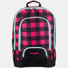 Fuel Girls' Multi Pocket Backpack With Tech Compartment