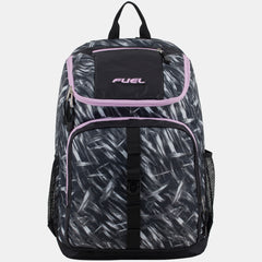 Fuel Wide Mouth Sports Backpack with Laptop Compartment