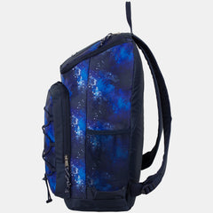 Fuel Wide Mouth Sports Backpack with Front Bungee and Inner Tech Pocket