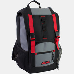 Fuel Shelter Backpack with Large Main Entry Compartment & Oversized Protective Flap