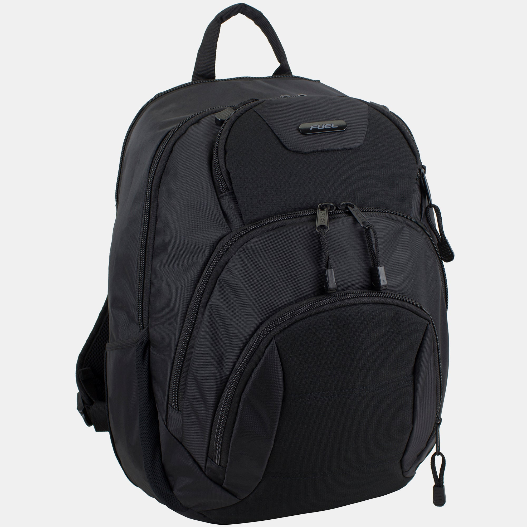 Fuel Tech Backpack With Sporty Edge for School, College, Commute or Travel