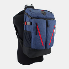 Fuel High Capacity Cargo Backpack with Ergonomic Padded Support System