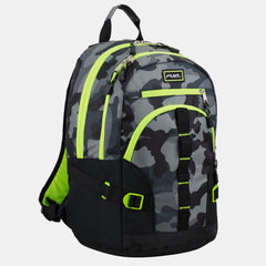 Fuel Dynamo Multipocket Active Backpack with Front Webbing Molle Loops