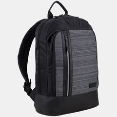 Fuel Classic Zipper Backpack With Large Front Exterior Compartment and Comfortable Bag Straps