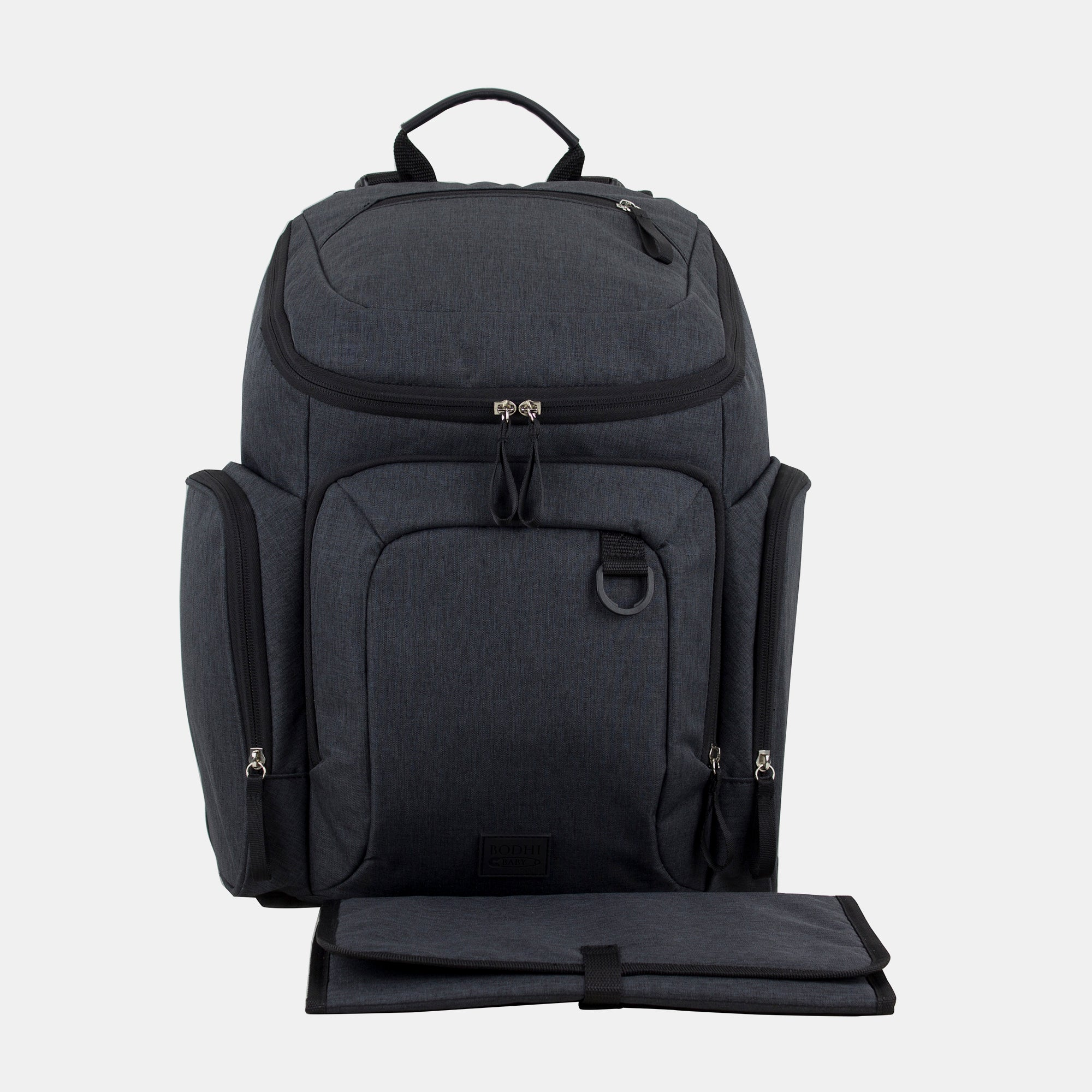 The Bodhi Baby Tech Top Loader Diaper Backpack