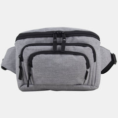 Fuel Signature Triple Pocket High Capacity Belt Bag, Fanny Pack