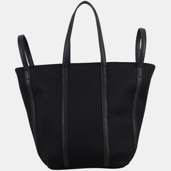 BODHI Iconic Classic City Shopper Tote, Black
