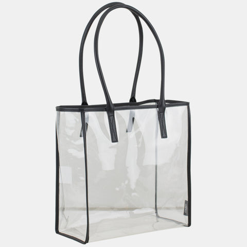 FUEL Clear Stadium Bag Collection - Approved for NFL, PGA, NCAA, Transparent Bag