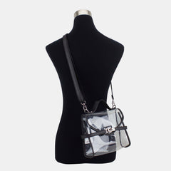 BIJOUX LIMITED CLEAR HANDBAG COLLECTION