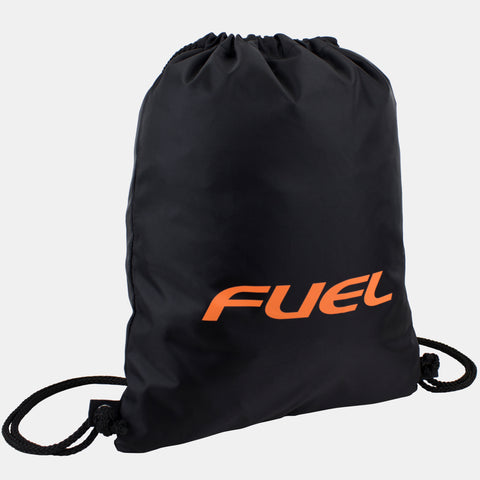 Fuel Logo Drawstring Bag