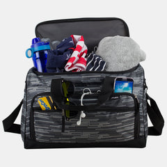 "Fuel Deluxe Weekender Lightweight Duffel Bag, 17.5"", for Gym, Travels and Sports"