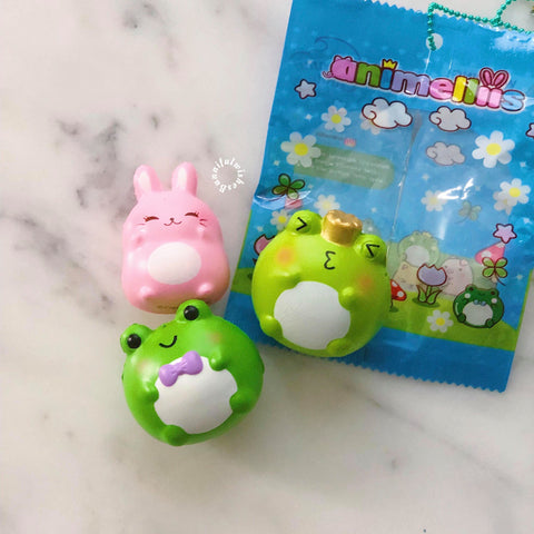 Animellis Froggii & Bunnii Squishy by CreamiiCandy - Bunnifulwishes