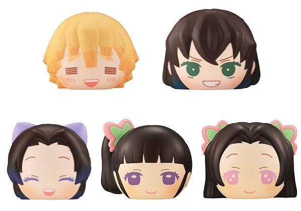 Demon Slayer Squishy Head Buns Volume 5