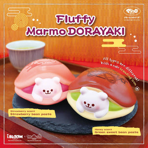 iBloom Exclusive Fluffy Marmo Doriyaki Squishy