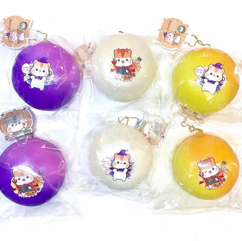 Poli Halloween Bun Squishies in All Colors