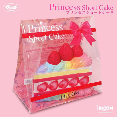 iBloom Rainbow Princess Shortcake Squishy