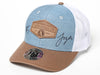 Autographed Florida Georgia Line Established Patch Flex Brim Hat