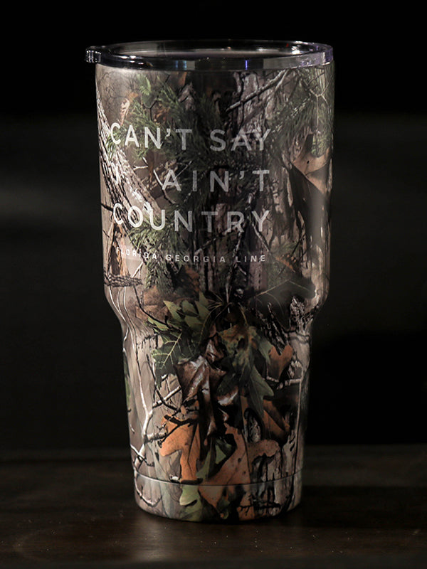 Florida Georgia Line Camo Big O'l To Go Cup