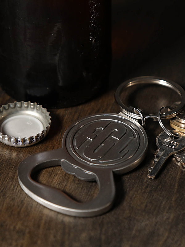 Florida Georgia Line Bottle Opener Keychain