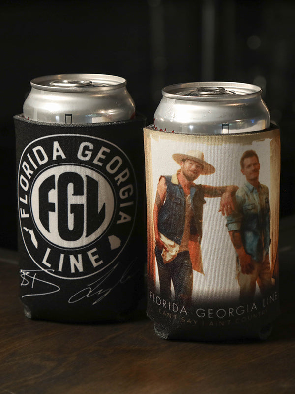 Florida Georgia Line CSIAC Cover Can Koozie