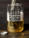 Florida Georgia Line Classy Glassy Beer Country Can
