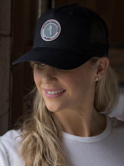Florida Georgia Line Badge Flex Brim Hat