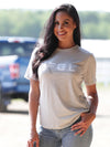 Florida Georgia Line Platinum State Line Ladies Tee