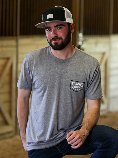 Florida Georgia Line Men's Heather Tribe Tee
