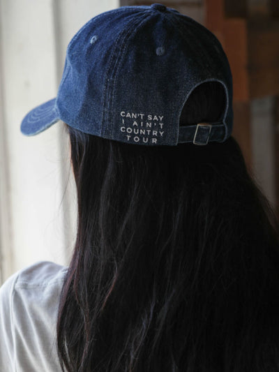 Florida Georgia Line State Denim Dad Hat