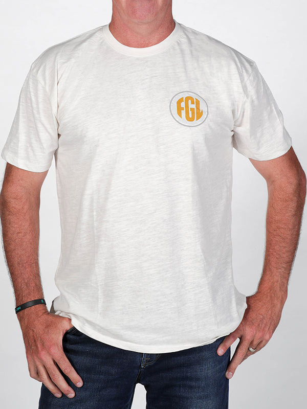 Florida Georgia Line Men's Established Patch Tee