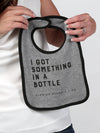 Florida Georgia Line Somethin' In the Bottle Bib