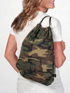 Florida Georgia Line Camo String Bag