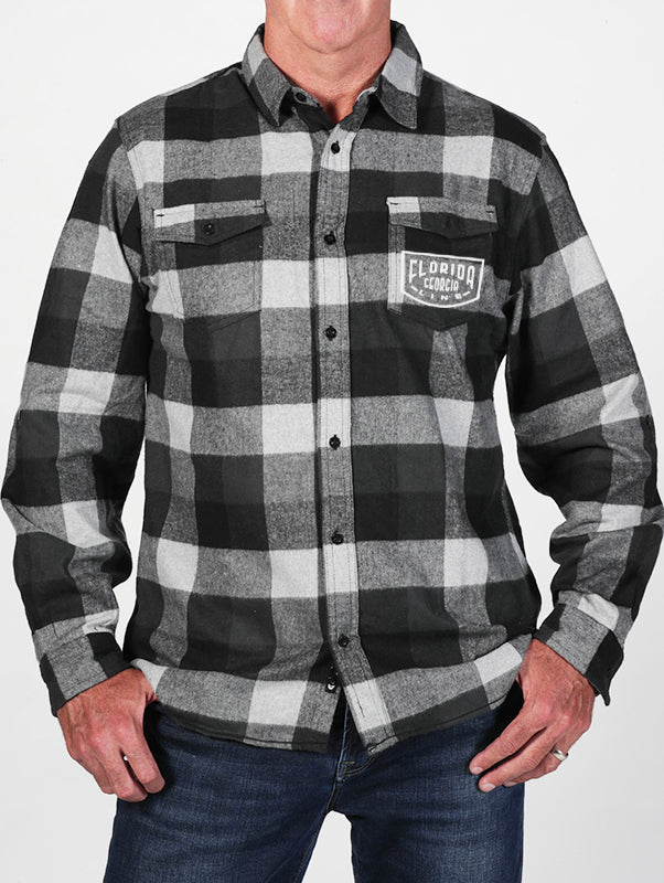 Florida Georgia Line Country Casual Flannel Unisex