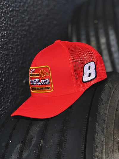 Florida Georgia Line Ryan Truex #8 Speed of Love Trucker Hat
