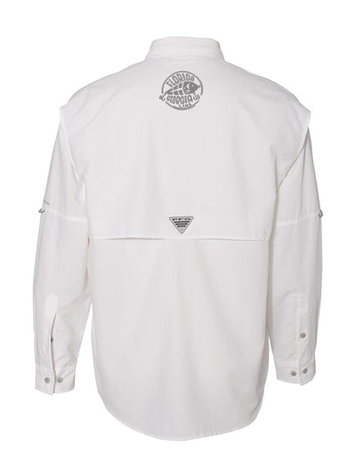 Florida Georgia Line Columbia Fishing Shirts (Long Sleeve) White